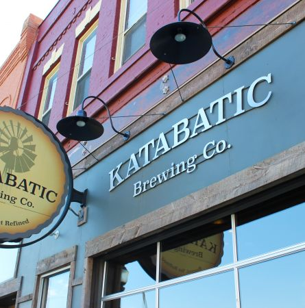 Featured Brewer: Katabatic Brewing Company