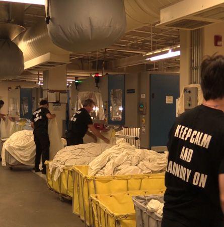 Laundry Operation Making a Big Splash in Yellowstone