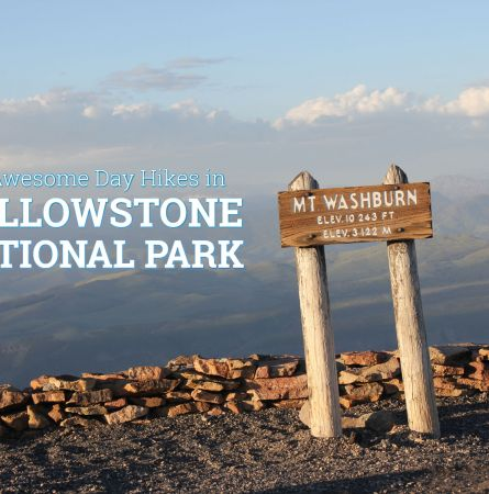 Infographic: 12 Awesome Day Hikes in Yellowstone