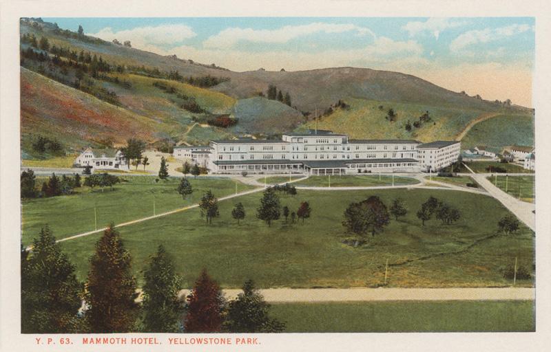 Historic Mammoth Hotel