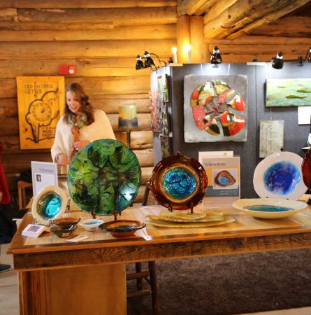 The Science of Art: A Conversation with Artist Kathy Burk