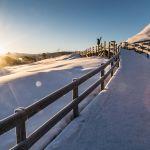 Mammoth Winter Sunrise