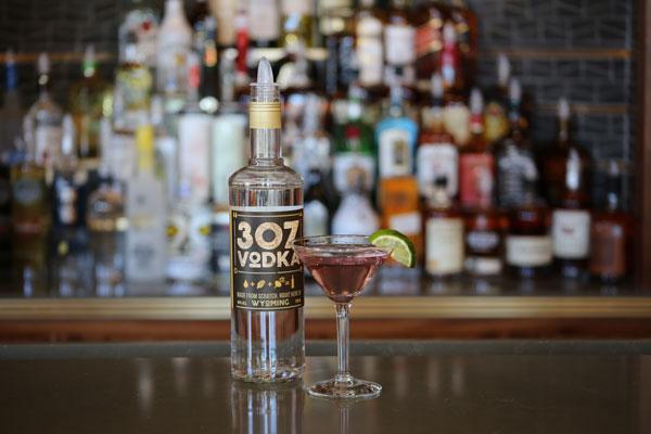 Cosmopolitan with 307 Vodka