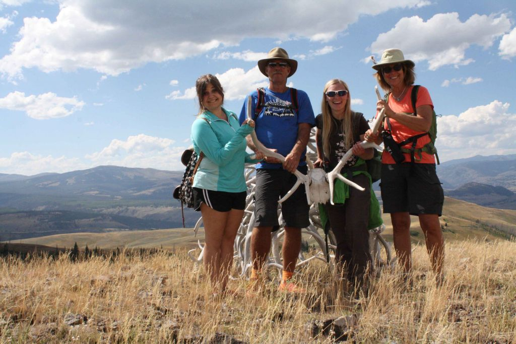 100 Mile Hiking Club Yellowstone