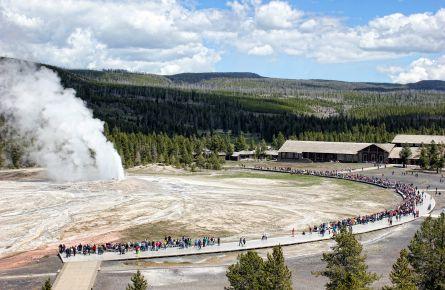 Yellowstone Commute