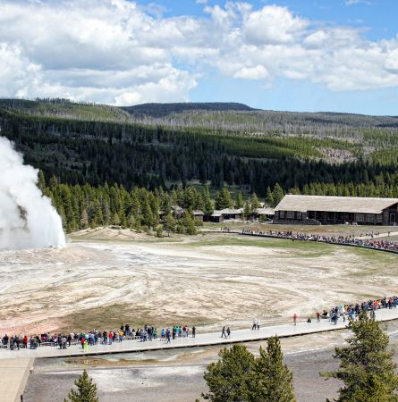 What to See When Visiting Yellowstone [Infographic]