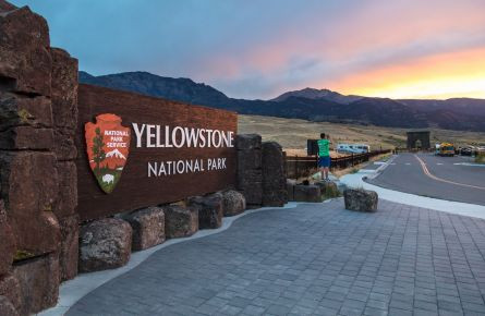 What NOT to do in Yellowstone