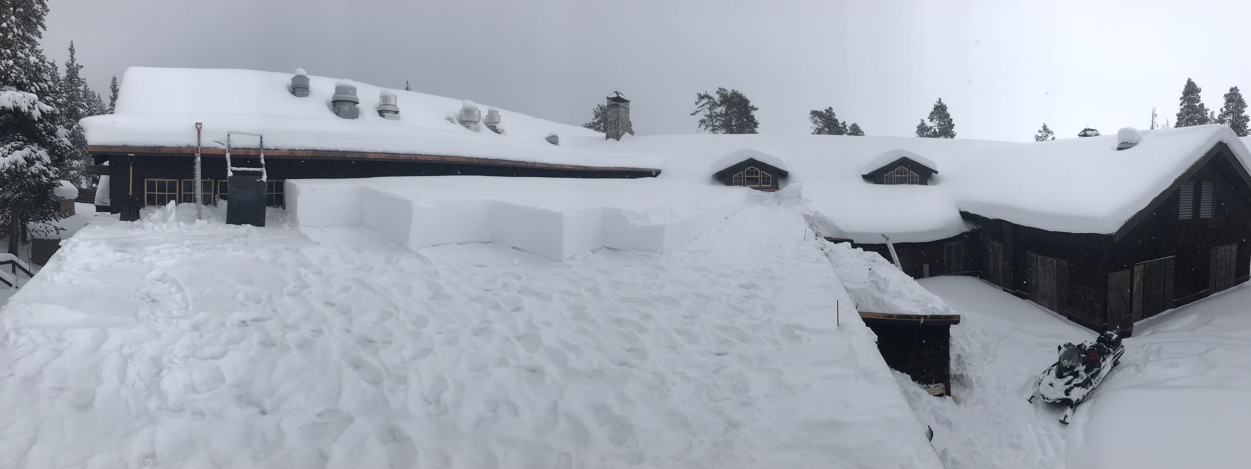 Lake Lodge Snow Removal