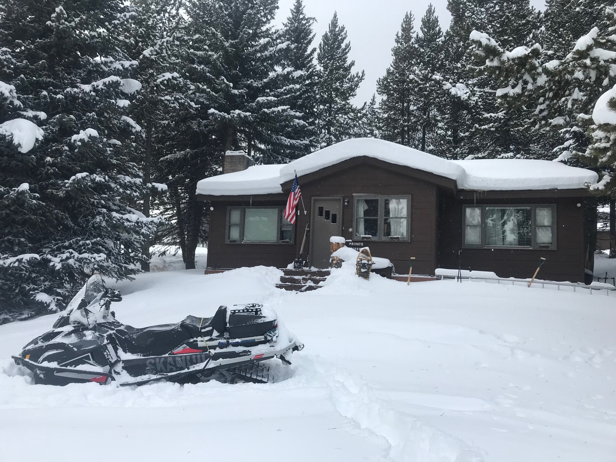 Yellowstone Winter Residence