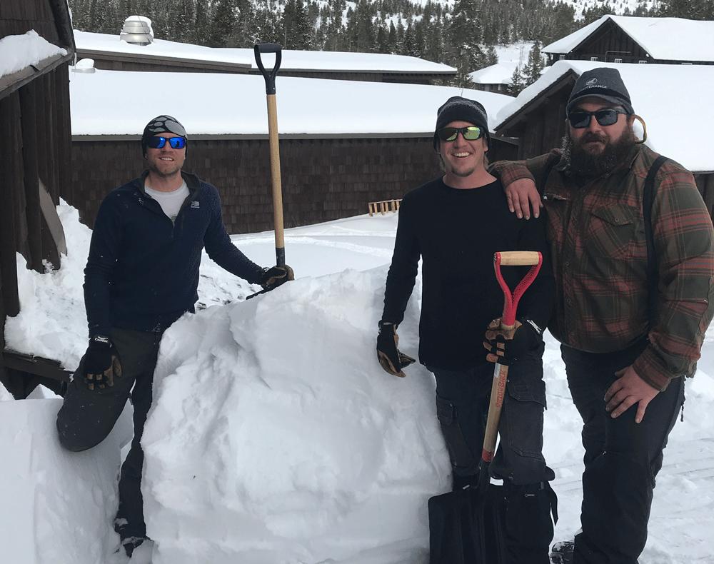 Yellowstone Winterkeepers