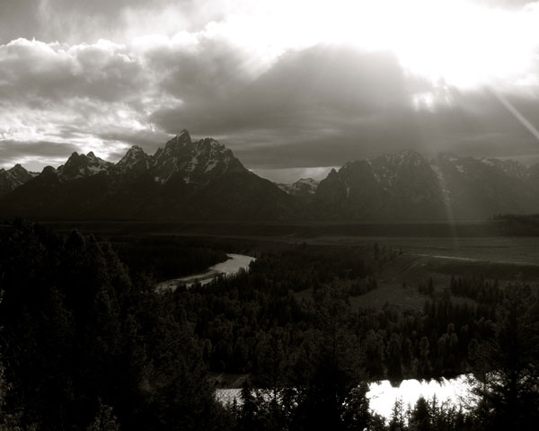 Grand Teton National Park and the John D Rockefeller, Jr Memorial Parkway