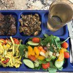 Vegetarian Tray