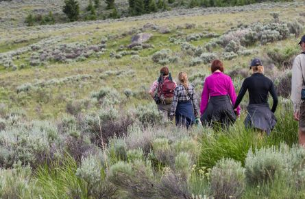 Hikers-on-the-Beaver-Ponds-Trail