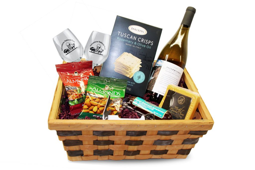 In Room Gift Baskets Yellowstone National Park Lodges