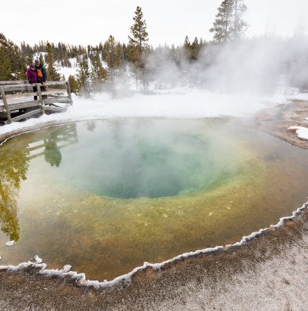 Yellowstone A to Z