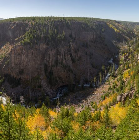 Top 3 Fall Hikes in Yellowstone